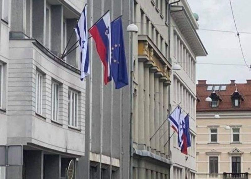 Izrael krepi napade na Gazo, Slovenija izraža solidarnost – z Izraelom