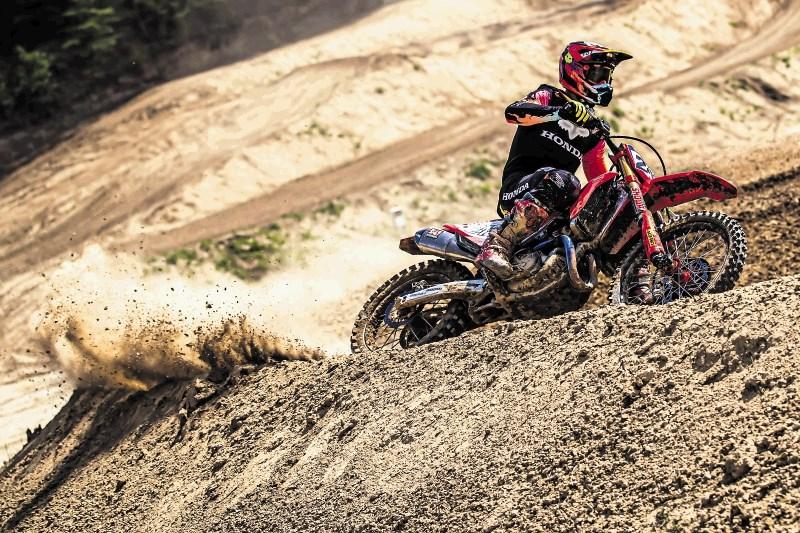 Tim Gajser, svetovni prvak v motokrosu: Z Marcom Marquezom pripravljava skupni trening