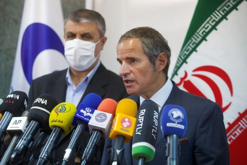 IAEA in Iran dosegla dogovor o nadzorni opremi v iranskih jedrskih obratih