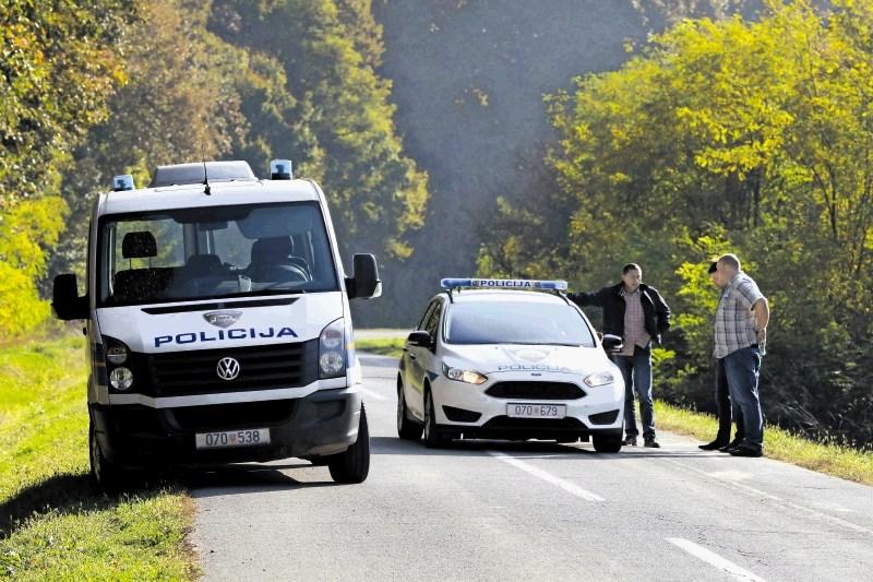 Na Hrvaškem rešili star primer: ustrelil ga je v usta in pustil umreti