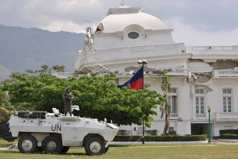 Na Haitiju za umor predsednika obtožili premierja, ta zamenjal tožilca