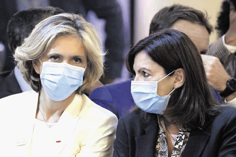 Pariška županja v boju za predsedniški položaj stavi na šolstvo
