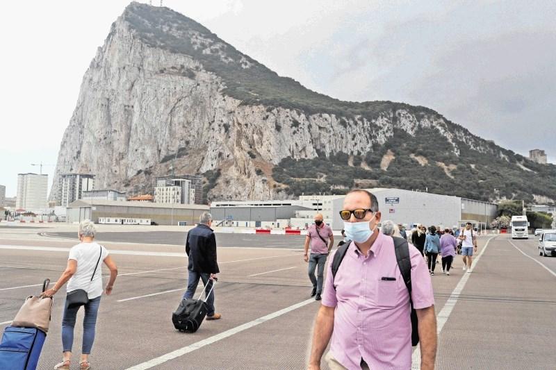 London in Bruselj treta tudi gibraltarski oreh