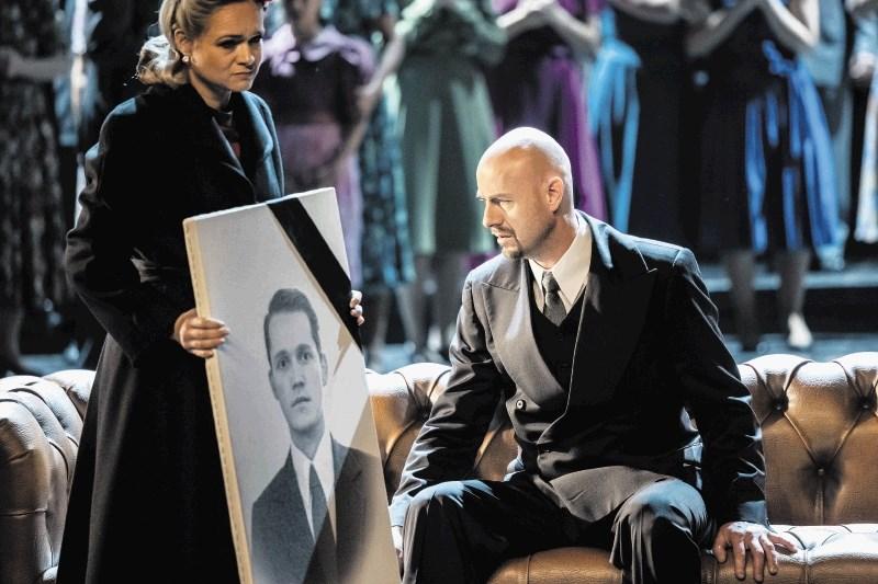 Opera Capuleti in Montegi: Veronska ljubimca v Bellinijevi različici