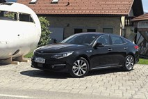 Kia optima: Nišni model