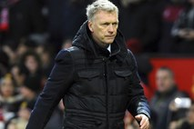 David Moyes trener West Hama do konca sezone