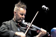 Nigel Kennedy in violina
