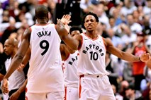 #video Toronto, Boston in New Orleans povedli z 2:0