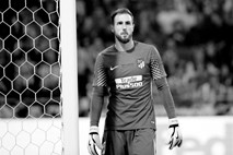 Jan Oblak: Na vrata trkata madridski Real in Paris Saint Germain