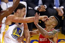 #video Golden State in Houston bosta igrala sedmo tekmo