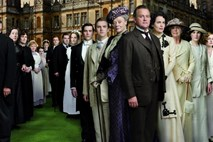 Serija Downton Abbey bo zaživela kot film