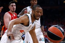 #video Real Madrid na krilih MVP Randolpha vknjižil drugo zmago