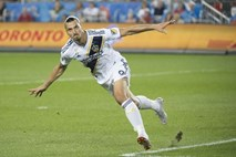 #video Zlatan novinec leta v ligi MLS