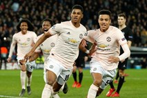 #video Manchester United je v Parizu šokiral PSG