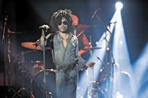 Pri nas Lenny Kravitz in Sting, v Pulju Foo Fighters