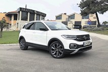 Novost naprodaj: VW T-cross