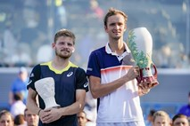 #video Danil Medvedjev in Madison Keys do premiernih naslovov v Cincinnatiju