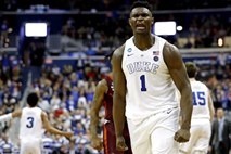 Zion Williamson bo počival do osem tednov