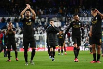 #video City z velikim preobratom v Madridu, Lyon presenetil Juventus