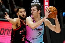 Miami Heat brez Dragića do devete zmage v sezoni